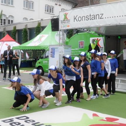 Tanzclub Konstanz Kindertanzen